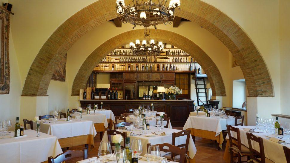 Castello Banfi Il Borgo Bar