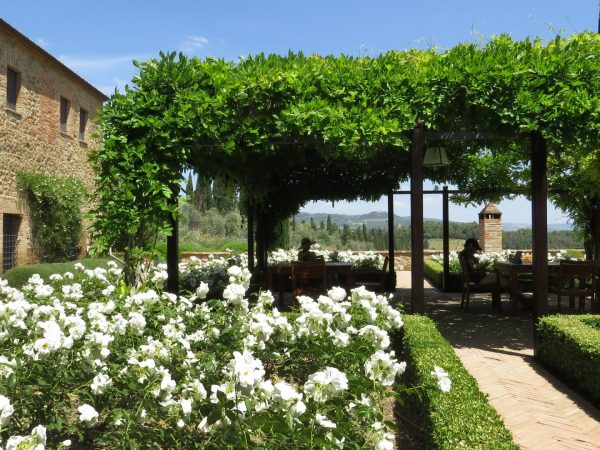 Castello Banfi Il Borgo Garden View