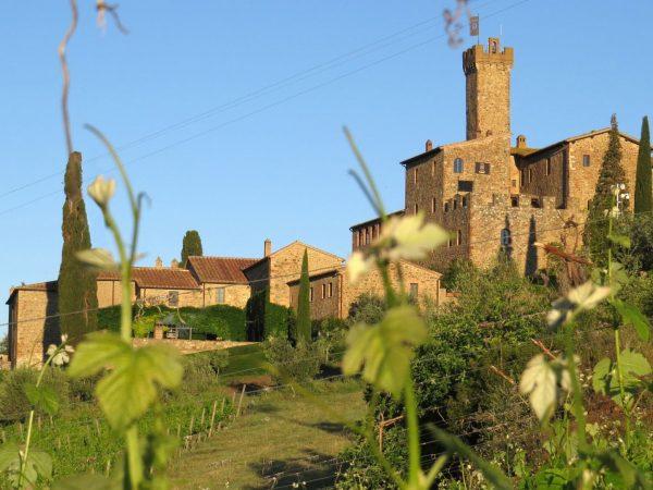 Castello Banfi Il Borgo Hotel View