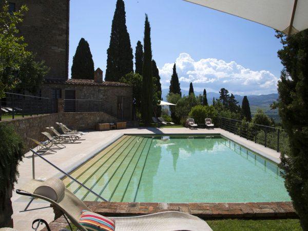 Castello Banfi Il Borgo Outdoor Pool