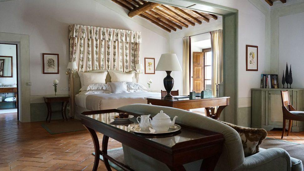 Castello Banfi Il Borgo Suite Poggio all'Oro