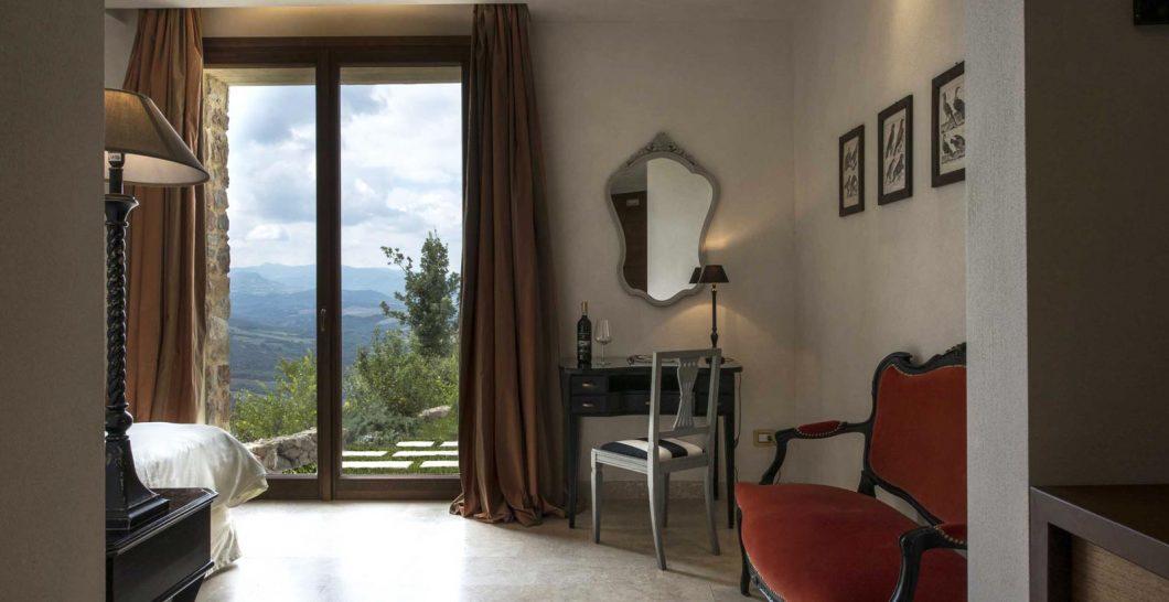 Castello Di Velona Balcony Junior Suite