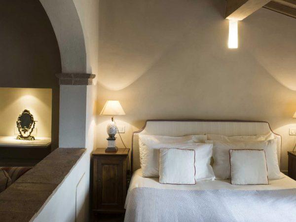 Castello Di Velona Deluxe Room