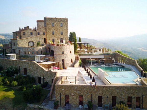 Castello Di Velona Exterior View