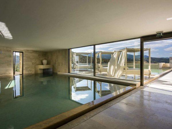 Castello Di Velona Indoor Pool