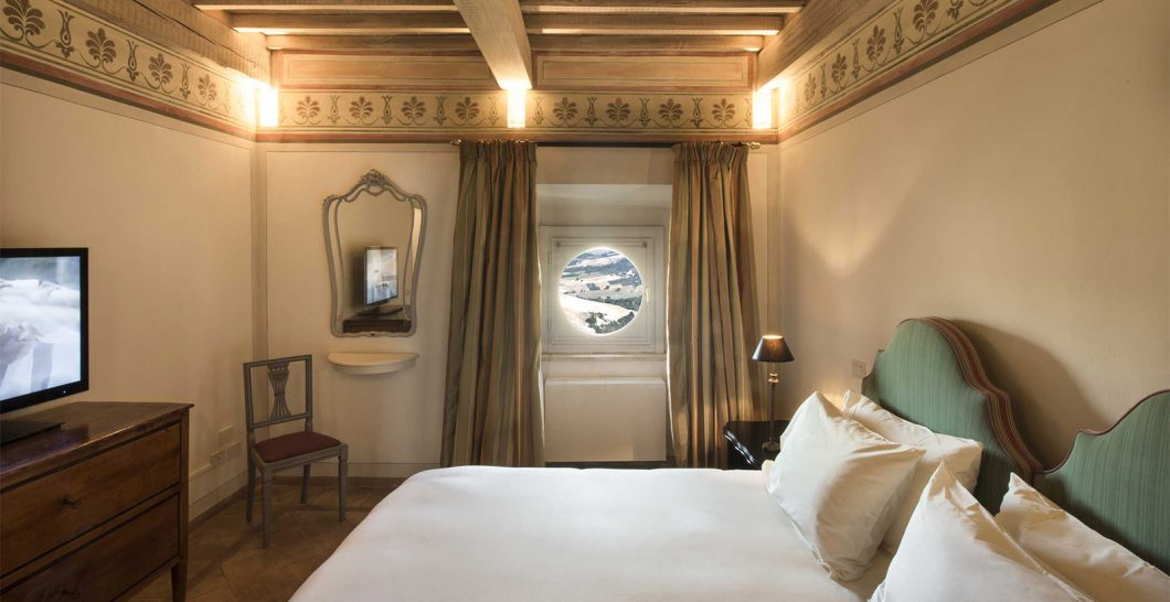 Castello Di Velona Suite