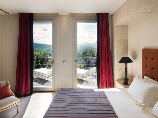 Castello Di Velona UNESCO View Terrace Royal Apartment