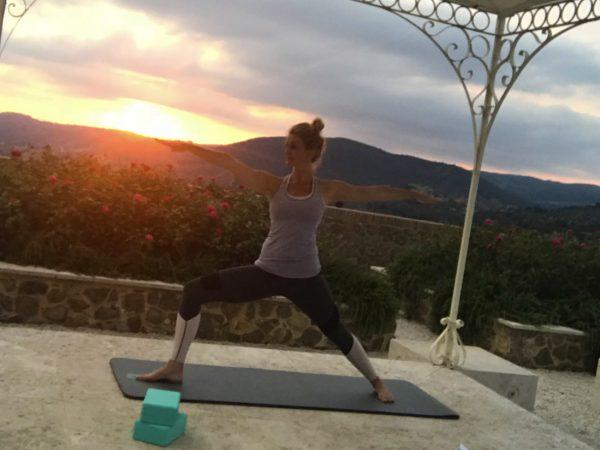 Castello Di Velona Yoga