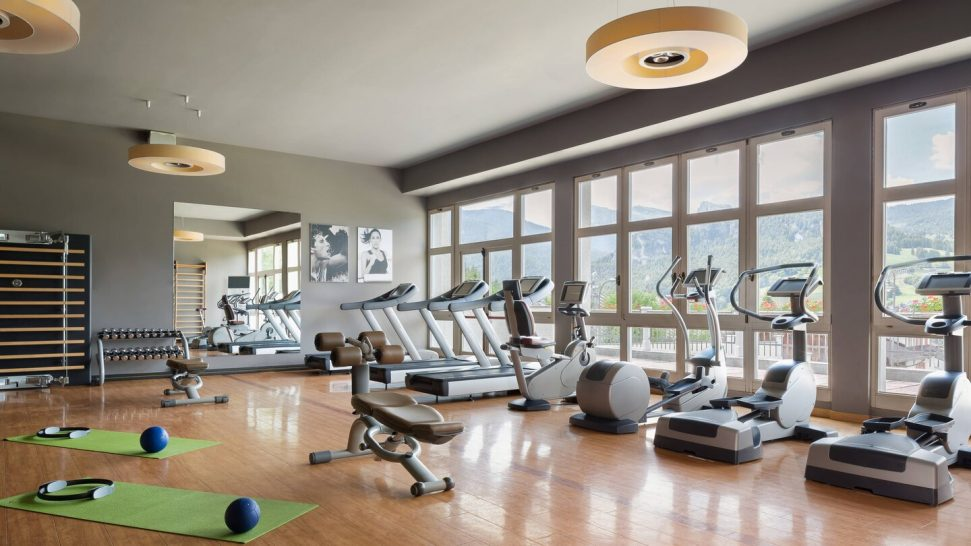 Cristallo Luxury Collection Resort Gym