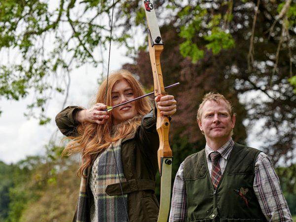 Dromoland Castle Hotel Archery