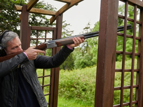 Dromoland Castle Hotel Clay Shooting