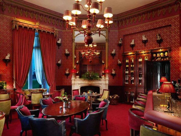 Dromoland Castle Hotel Cocktail Bar