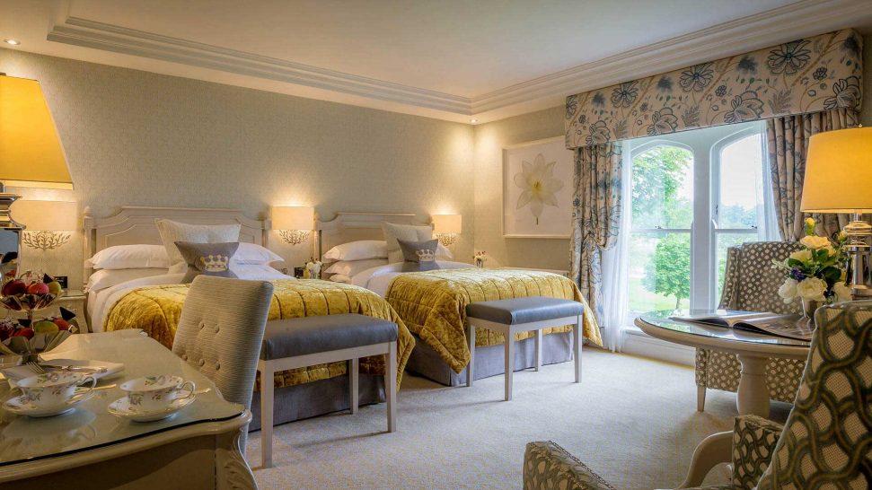Dromoland Castle Hotel Deluxe