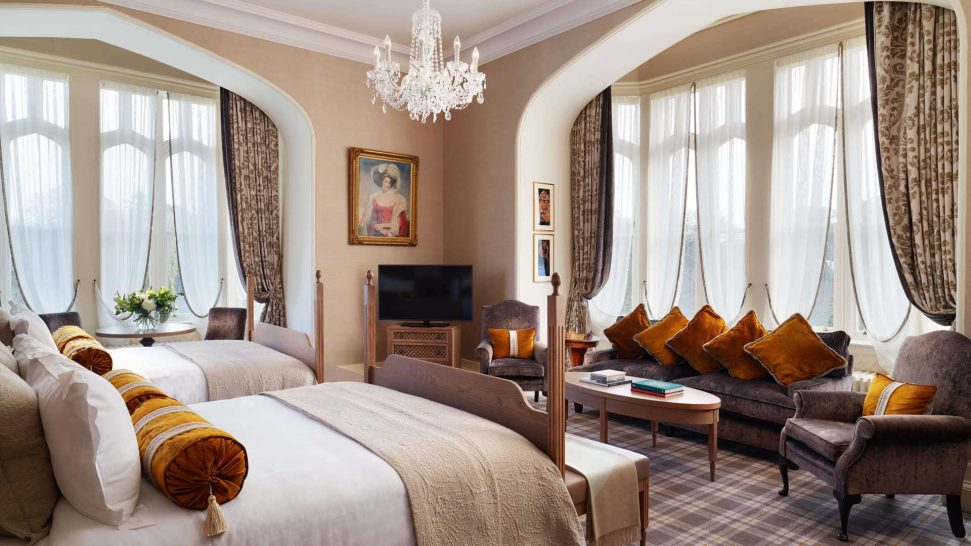 Dromoland Castle Hotel Executive Staterooms