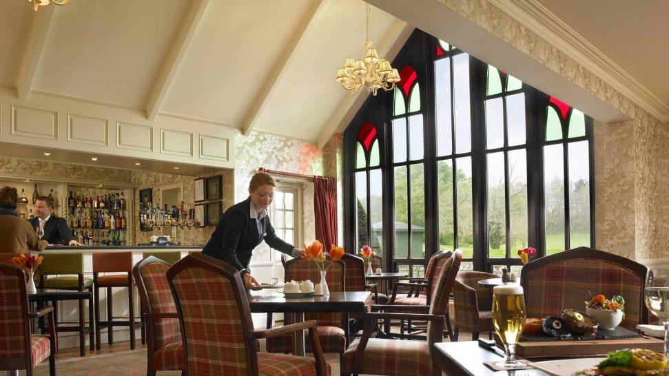 Dromoland Castle Hotel Figtree Restaurant