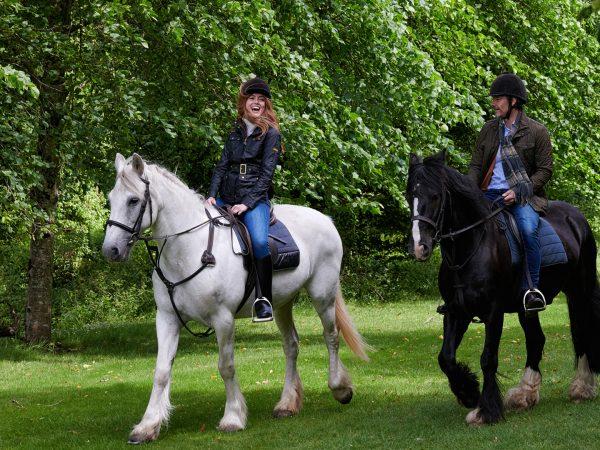 Dromoland Castle Hotel Horse Riding