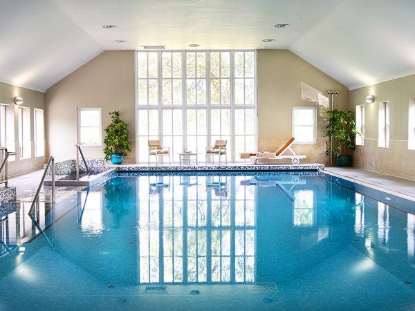 Dromoland Castle Hotel Pool