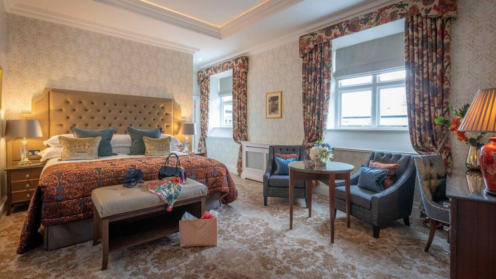 Dromoland Castle Hotel Queen Anne Classic