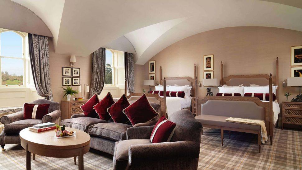 Dromoland Castle Hotel Stateroom
