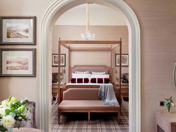 Dromoland Castle Hotel Suite