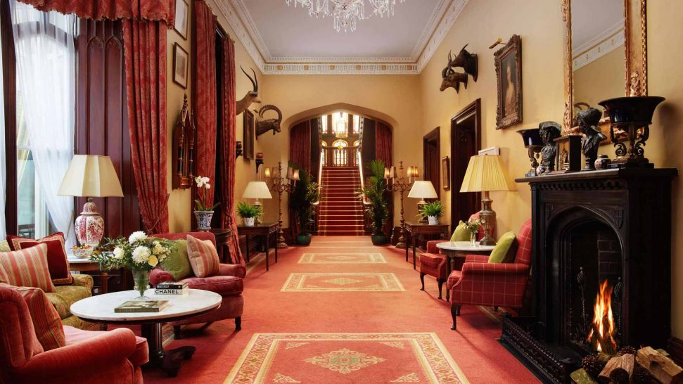 Dromoland Castle Hotel The Gallery