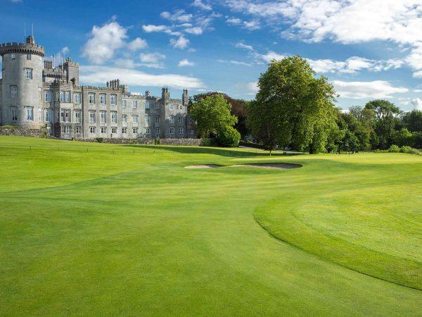 Dromoland Castle Hotel View