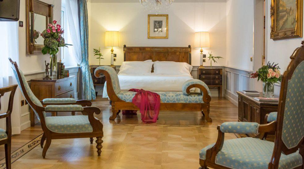 Due Torri Hotel Grand Presidential Suite