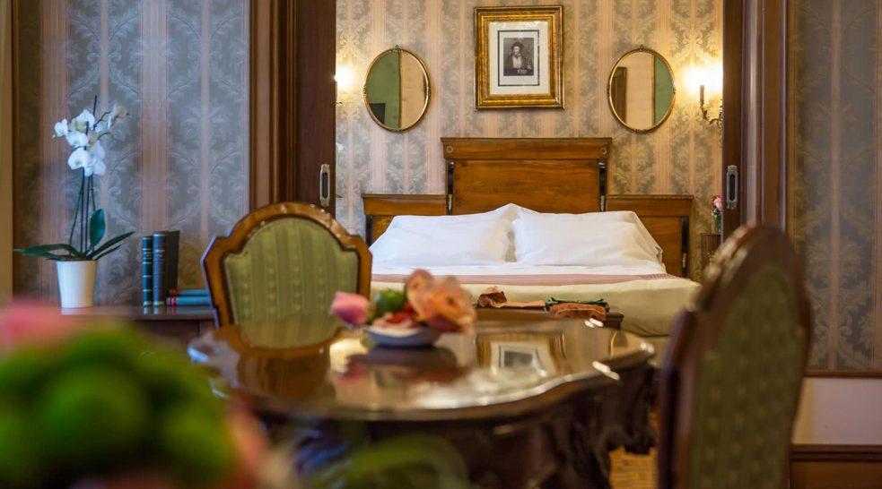 Due Torri Hotel Grand Suite Deluxe Maria Callas