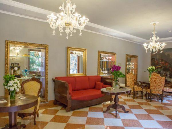 Due Torri Hotel Interior View