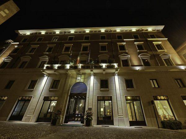 Due Torri Hotel Night