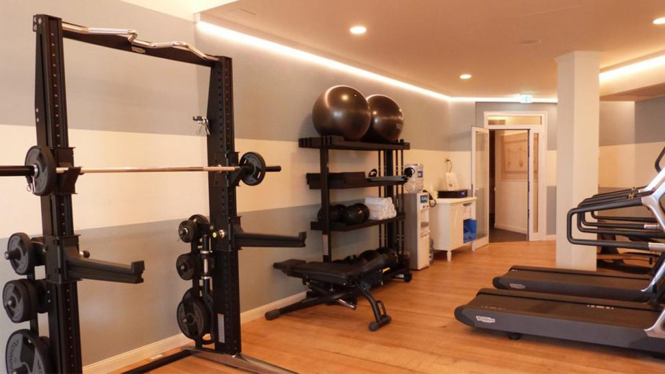 Excelsior Palace Hotel Gym