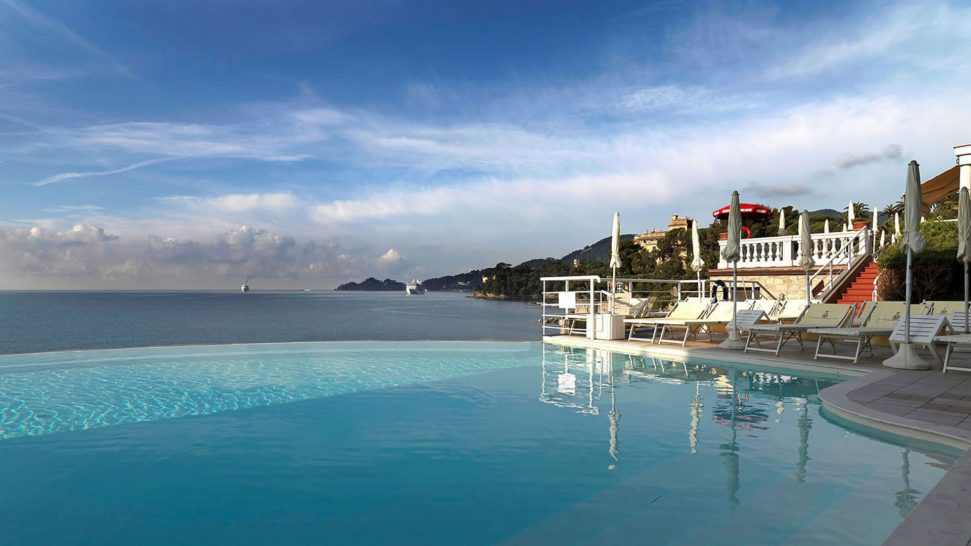 Excelsior Palace Hotel Rapallo Pool