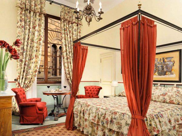 Grand Hotel Continental Siena Starhotels Collezione Classic
