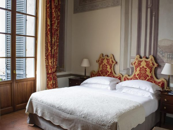 Grand Hotel Continental Siena Starhotels Collezione Deluxe View with Terrace