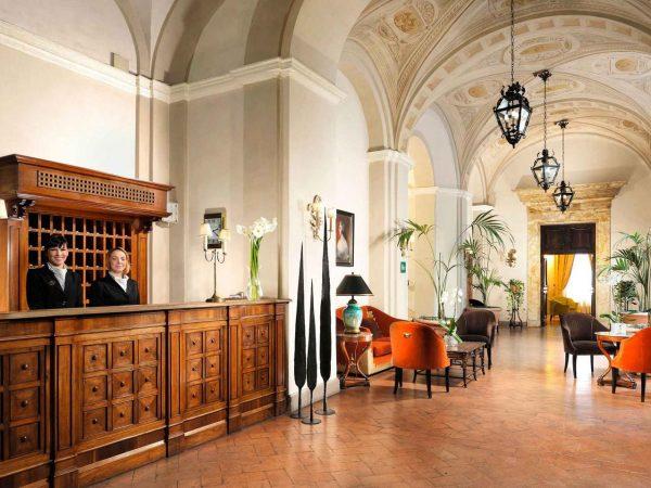 Grand Hotel Continental Siena Starhotels Collezione Interior