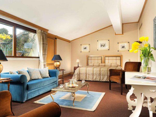 Grand Hotel Continental Siena Starhotels Collezione Junior Suite