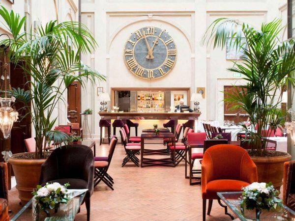 Grand Hotel Continental Siena Starhotels Collezione Lounge Bar by Sapordivino