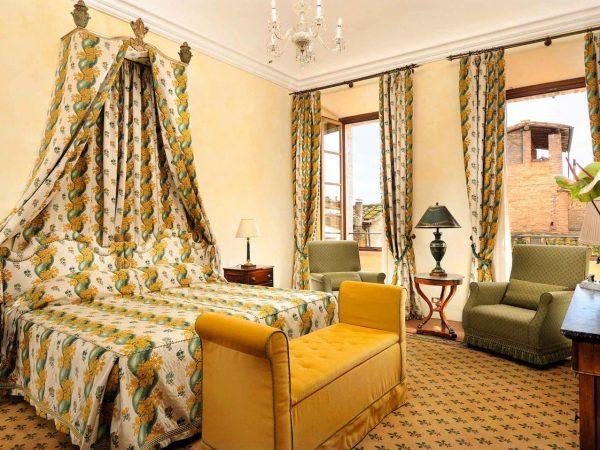 Grand Hotel Continental Siena Starhotels Collezione Noble Junior Suite