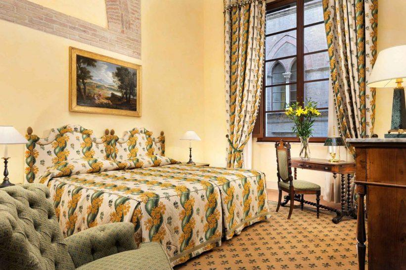 Grand Hotel Continental Siena Starhotels Collezione Superior