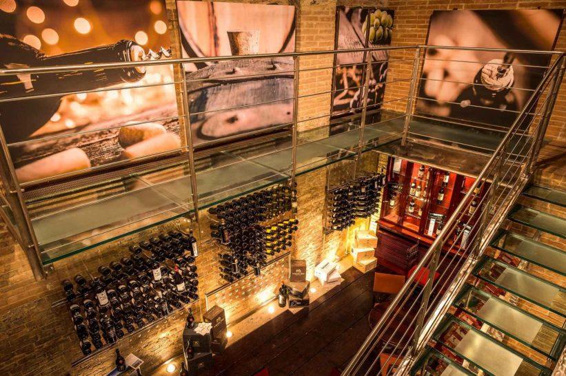 Grand Hotel Continental Siena Starhotels Collezione Wine Cellar by Sapordivino