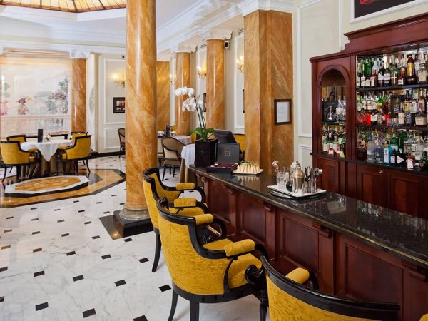 Grand Hotel Majestic gi? Baglioni Cafe' Marinetti