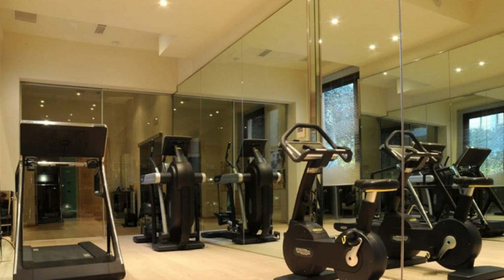 Grand Hotel Majestic gi? Baglioni Gym