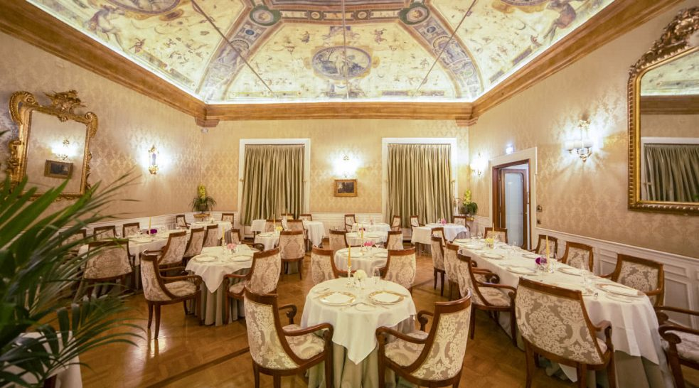 Grand Hotel Majestic gi? Baglioni I Carracci Restaurant