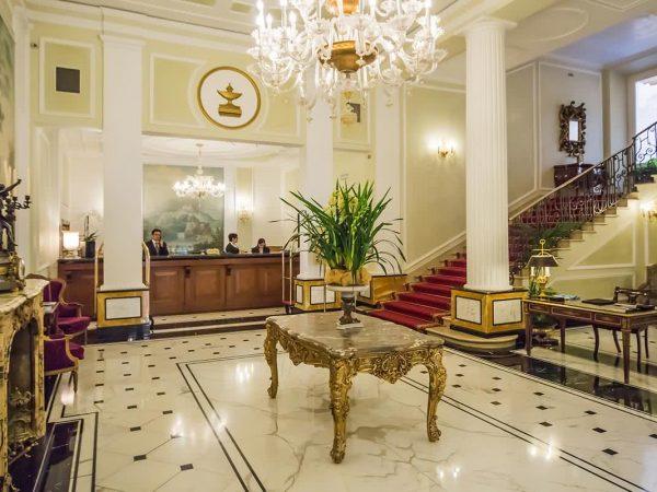 Grand Hotel Majestic gi? Baglioni Interior