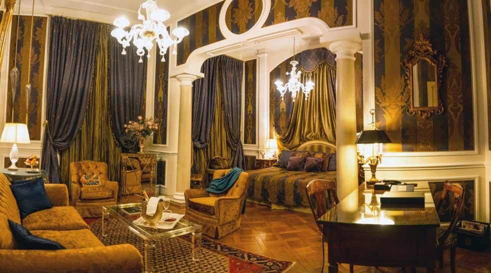 Grand Hotel Majestic gi? Baglioni Junior Suite