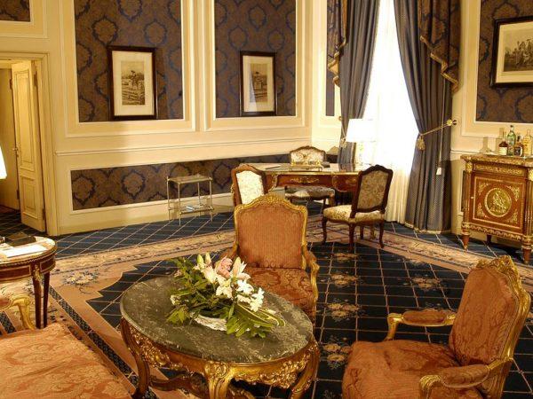 Grand Hotel Majestic gi? Baglioni Lobby View