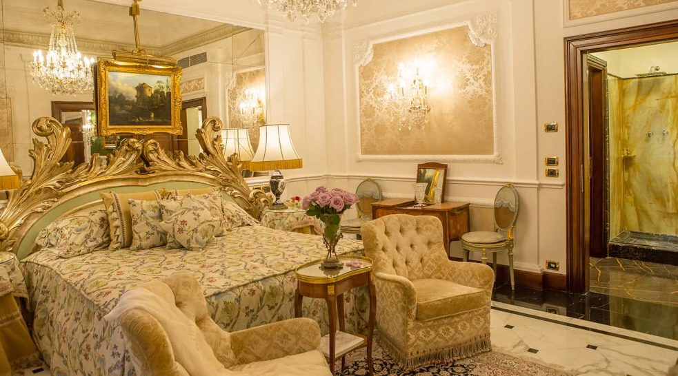 Grand Hotel Majestic gi? Baglioni Presidential Suites