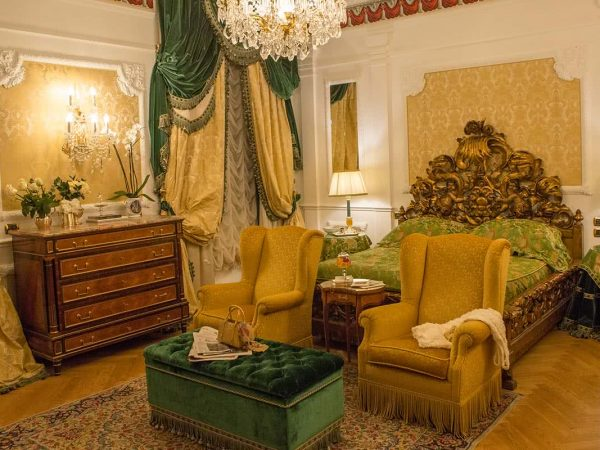 Grand Hotel Majestic gi? Baglioni Royal Suite Giuseppe Verdi