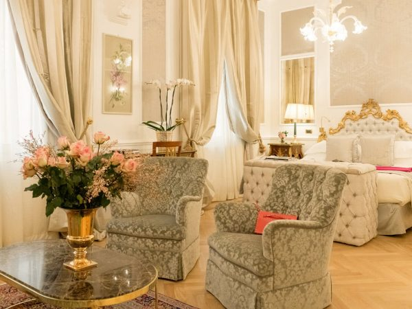 Grand Hotel Majestic gi? Baglioni Suite