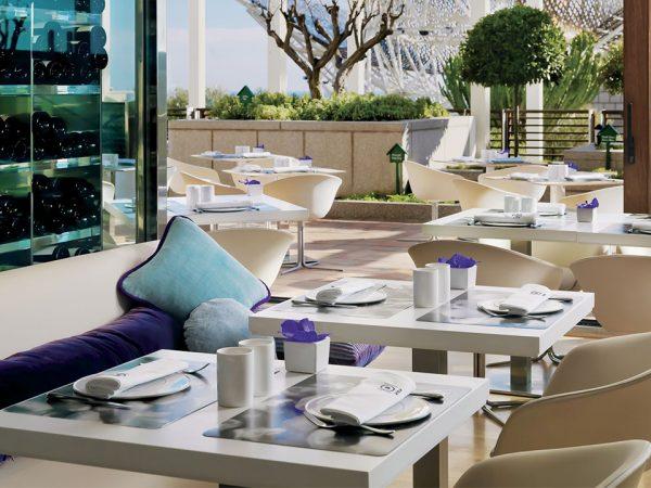 Hotel Arts Barcelona Arola Restaurant